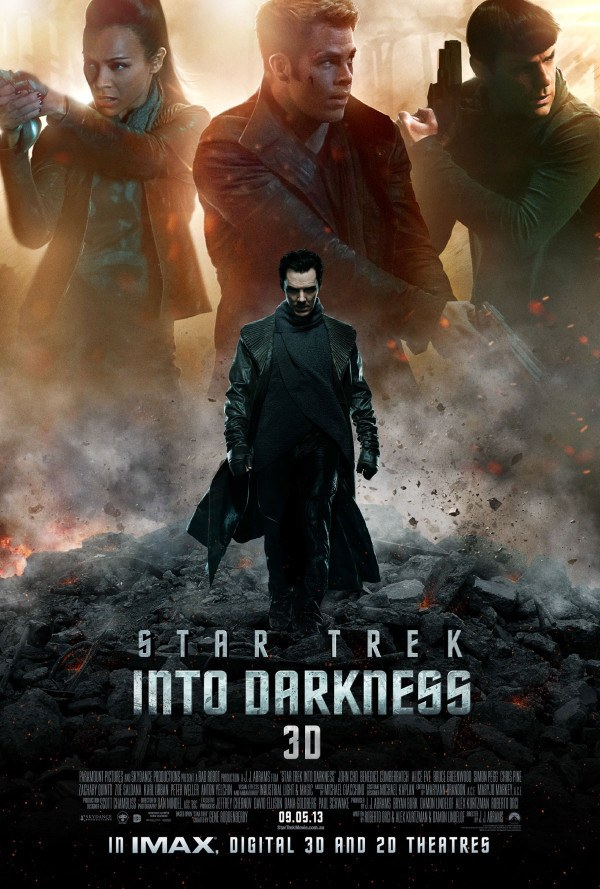 Startrek into darkness